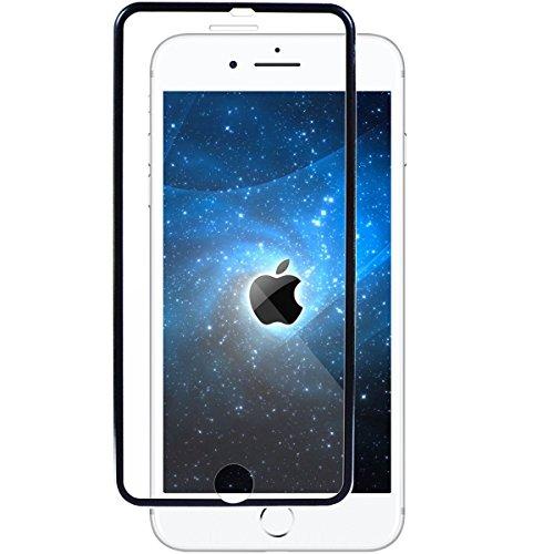 Película de Vidro com Bordas 3D - Apple iPhone 7 Plus / 7s Plus - Preta