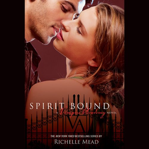 Spirit Bound audiobook cover art