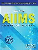 AIIMS PGMEE Solutions Nov 2018 By Amit Tripathi , Ashish Gupta
