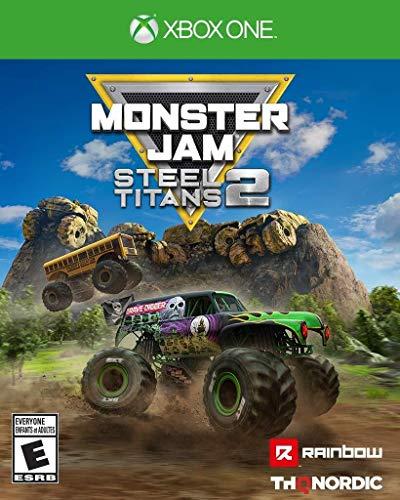 Monster Jam Steel Titans 2 for Xbox One [USA]