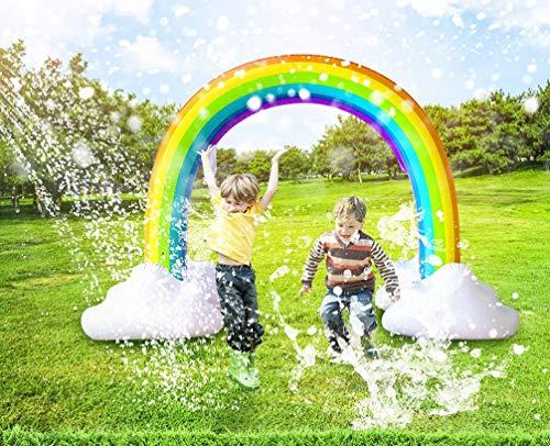 Waterspeelgoed tuin voor kinderen Splash Pad speelgoed sprinkler speelmat Buitenspeelgoed voor kinderen vanaf 2 jaar diameter