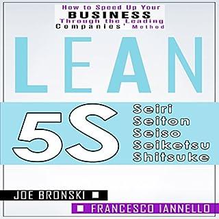Lean Tools: 5S cover art