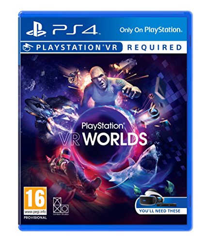 PlayStation VR Worlds PS4 [