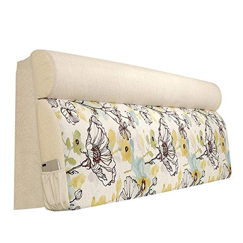 Fantastic Prices! Yanan Body Positioners Support Cushion Reading Pillow Headboard Backrest Large Bol...