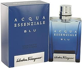 Acqua Essenziale Blu by Salvatore Ferragamo Eau De Toilette Spray 3.4 oz
