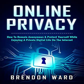 Online Privacy audiobook cover art
