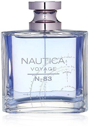 VOYAGE N-83 by Nautica 3.4 Ounce/100 ml Eau de Toilette Men Cologne Spray
