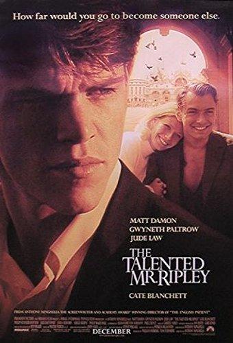1art1 Der Talentierte Mr. Ripley - Matt Damon, Gwyneth Paltrow, (Original) Poster 98 x 68 cm