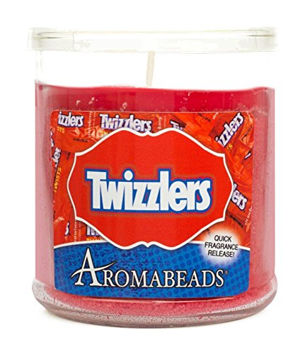 Twizzlers Mexico marca Aromabead Candle