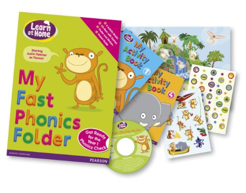 Learn at Home: My Fast Phonics F...