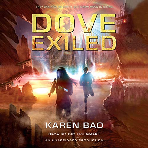 Dove Exiled audiobook cover art