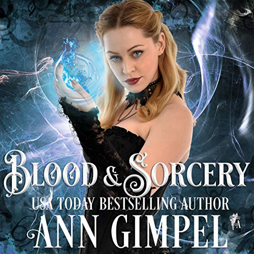 Blood and Sorcery audiobook cover art