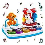 Think Gizmos Juguetes de Actividad para niños pequeños - Juguetes educativos...