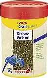 Sera Crabs Natural–Alimento Completo en anillas, para cangrejos de agua dulce, salada y cangrejos ermitaños de tierra
