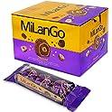 36-Count (3 x 12-Pack) Milango Diamond Fine Hazelnut Milk Chocolate