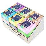 Holzsammlung Rompecabezas de Metal, 24 Piezas 3D Classic Puzzles Educativo Habilidad Logica Alambre de Mente Juego de Prueba de Inteligencia Juguetes Cumpleaños Navidad Regalo para Adultos Niños #14