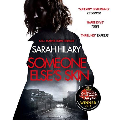 Someone Else's Skin: D.I. Marnie Rome 1: Winner of the Crime Novel of the Year