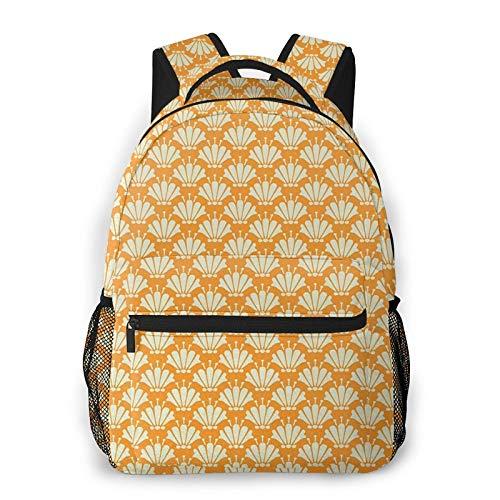 Backpack for Boys Girls Teen, Ivory 14 Travel Laptop Backpacks School Bag College Bookbag Daypack