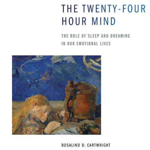 The Twenty-Four Hour Mind audiobook cover art