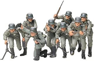 Tamiya Models German Infantry Assault Troops Model Kit