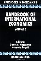 Handbook of International Economics (Volume 3) (HANDBOOKS IN ECONOMICS)