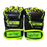 <span class='highlight'><span class='highlight'>KAIKUN</span></span> Boxing Gloves For Men Boxing Gloves And Pads Punch Gloves Adult Boxing Gloves Punch Bag Gloves Thai Boxing Gloves Junior Boxing Gloves green,freesize