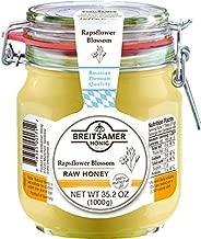 Breitsamer Honey Flip-Top Jar, Rapsflower Blossom, 35.27 Ounce