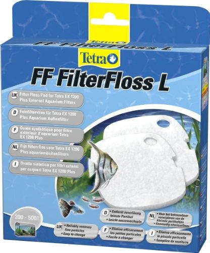 Tetra FF FilterFloss L - Feinfiltervlies für die Tetra Außenfilter EX 1200 Plus