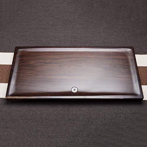 Best Buy! HIZLJJ Solid Wood Reservoir & Drainage Type Kung Fu GongFu Tea Table Serving Tray Tea Tray...