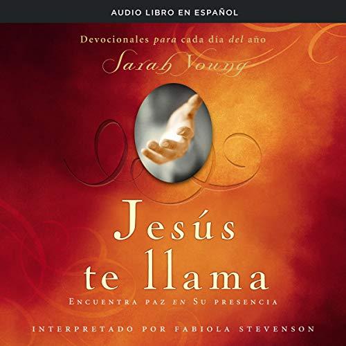 Jesús te llama [Jesus Calling] audiobook cover art