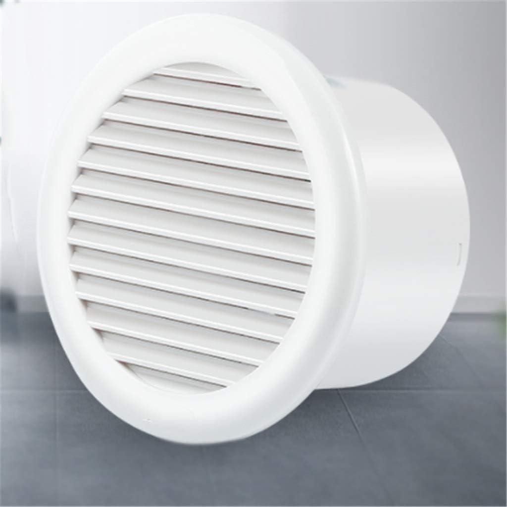 Yousiju Extractor de baño, extractor de cocina de 4/6 pulgadas, fuerte y duradero, adecuado para baño/cocina/sala de estar (Size : 6inches)
