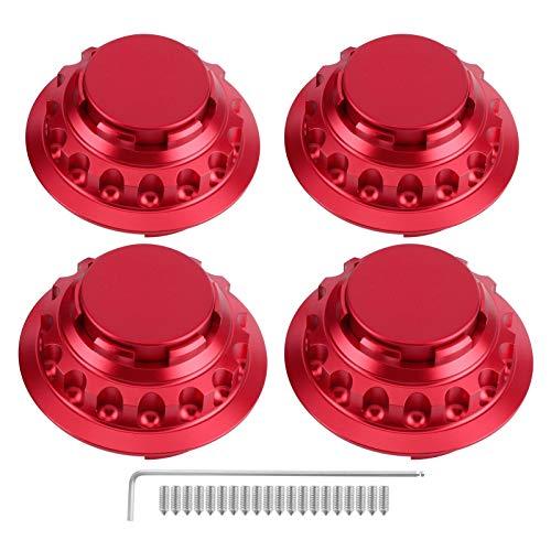 Qiilu Radmittelkappe, Radmittelkappe 36136768640 Felge der Nabenabdeckung Passend für Außendurchmesser von 68...