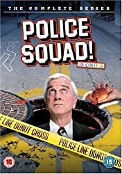 Police Squad! on DVD