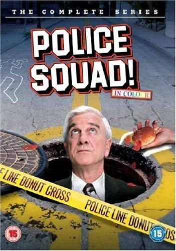 Police Squad [UK Import]