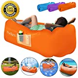 Prodigen Inflatable Lounger Chair, Air Sofa...
