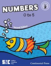 Numbers:  0 to 5 Book 2