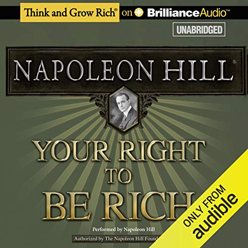 Couverture de Your Right to Be Rich