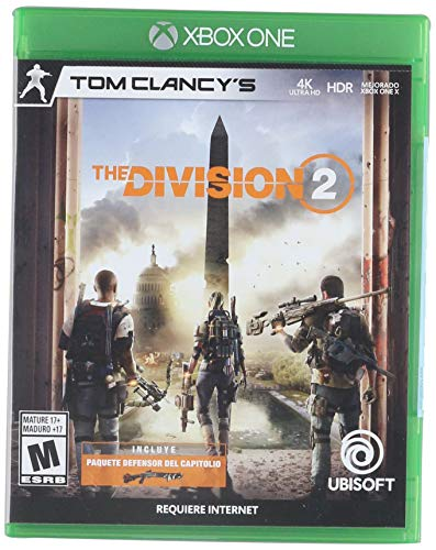The Division 2 – Limited Edition – Xbox One