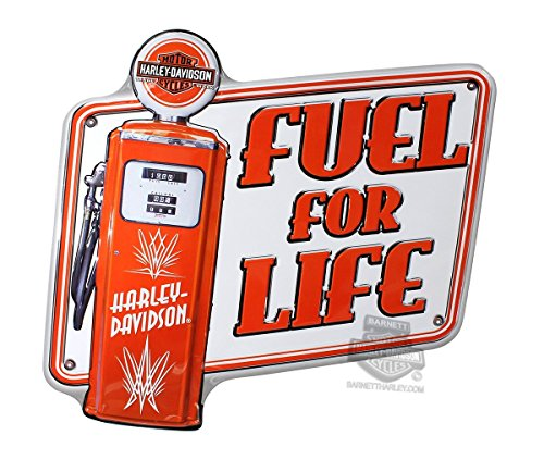 Ande Rooney Harley Davidson Pump It Tin Sign 2010761