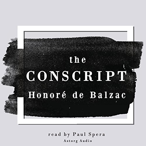 The Conscript audiobook cover art
