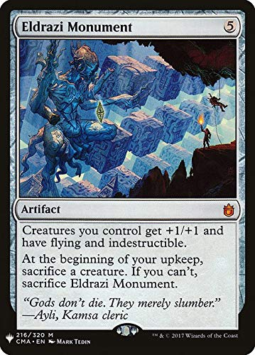 Magic : The Gathering MTG - Eldrazi Monument - Mystery Booster MYS 1577/1694 English