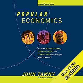 Popular Economics audiobook cover art