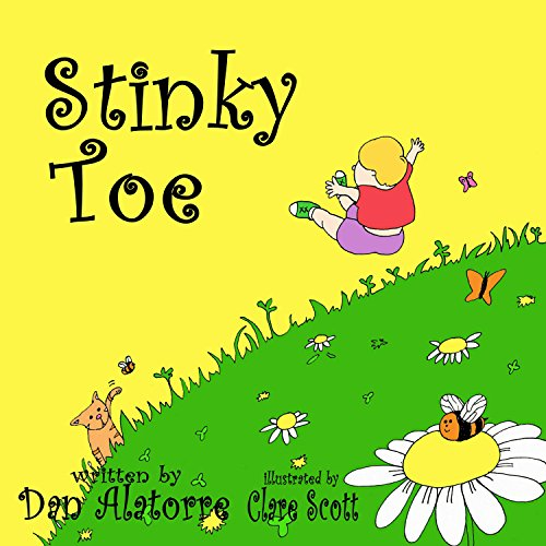 Stinky Toe cover art