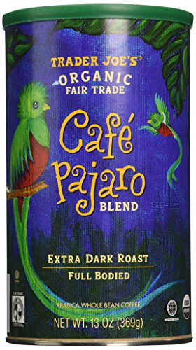 Trader Joe's Cafe Pajaro 100% Arabica