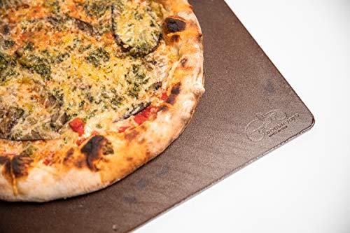 Dough-Joe Pizza Steel Baking Sheet-The Emperor-15' x 15' x 1/2'