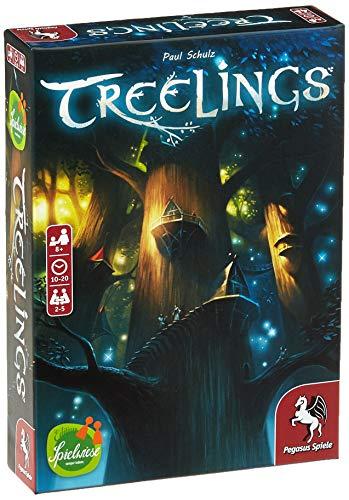 Pegasus Spiele 18341G - Treelings (Edition Spielwiese)