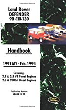 Best land rover defender handbook Reviews