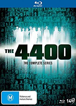 The 4400  The Complete Series [Blu-ray]