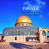 Israel Photo Calendar January 2021 - June 2022: 18 Monthly Mini 8.5 X 8.5 Picture Book| Cute 2020-2021 Year Blank At A Glance Colorful Desk Page ... Country Nature Art Landscape Theme
