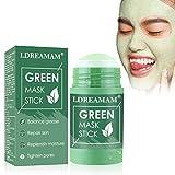Zoom IMG-1 maschera in stick verde green